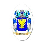 Quiroga 35x21 Oval Wall Decal