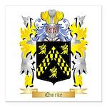 Quirke Square Car Magnet 3