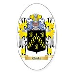 Quirke Sticker (Oval)
