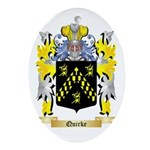 Quirke Oval Ornament