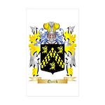 Quirk Sticker (Rectangle 10 pk)