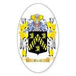 Quirk Sticker (Oval)