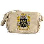 Quirk Messenger Bag