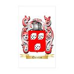 Quintas Sticker (Rectangle 50 pk)