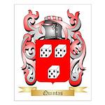 Quintas Small Poster