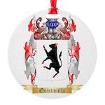 Quintanilla Round Ornament