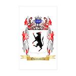 Quintanilla Sticker (Rectangle 10 pk)