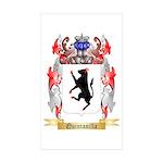 Quintanilla Sticker (Rectangle 50 pk)