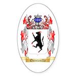 Quintanilla Sticker (Oval)