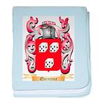 Quintana baby blanket