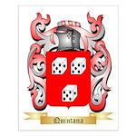 Quintana Small Poster