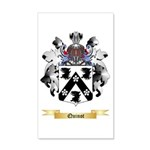 Quinot 20x12 Wall Decal