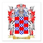 Quinones Square Car Magnet 3