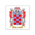 Quinones Square Sticker 3