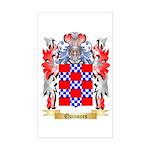 Quinones Sticker (Rectangle)