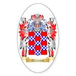 Quinones Sticker (Oval)