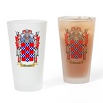 Quinones Drinking Glass