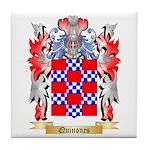 Quinones Tile Coaster