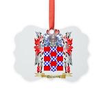Quinones Picture Ornament