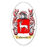 Quinnelly Sticker (Oval 50 pk)