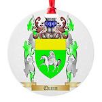 Quinn Round Ornament