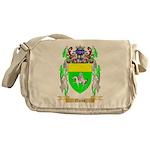 Quinn Messenger Bag