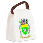 Quinn Canvas Lunch Bag