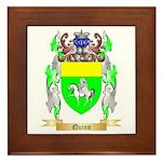Quinn Framed Tile