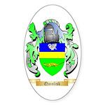 Quinlisk Sticker (Oval)