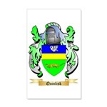 Quinlisk 35x21 Wall Decal