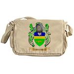 Quinlisk Messenger Bag