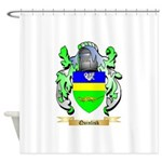 Quinlisk Shower Curtain