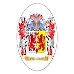 Quinlevan Sticker (Oval)