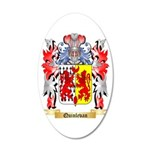 Quinlevan 20x12 Oval Wall Decal
