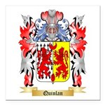 Quinlan Square Car Magnet 3