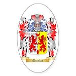 Quinlan Sticker (Oval 10 pk)