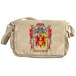 Quinlan Messenger Bag