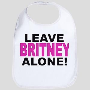 Leave Britney Alone! Bib