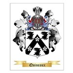 Quineaux Small Poster