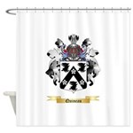 Quineau Shower Curtain