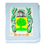 Quilty baby blanket