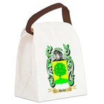 Quilty Canvas Lunch Bag