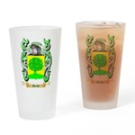 Quilty Drinking Glass