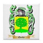 Quilty Tile Coaster