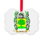Quilty Picture Ornament