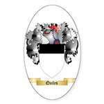 Quiles Sticker (Oval)