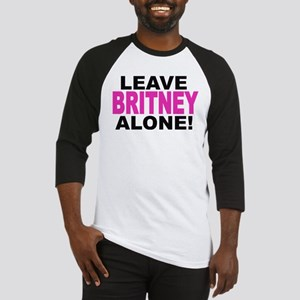 Leave Britney Alone! Baseball Jersey