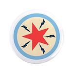 "Star Power 3.5"" Button (100 pack)"