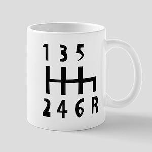 gearshift Mugs