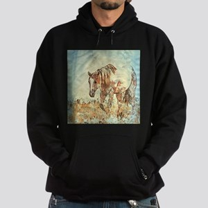Art Stuio 12216 Horse Hoodie (dark)